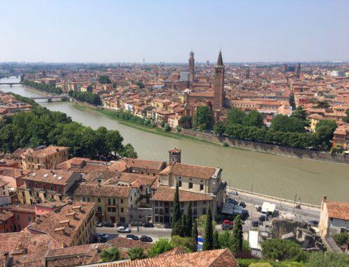 Verona trip from Munich, June 2017