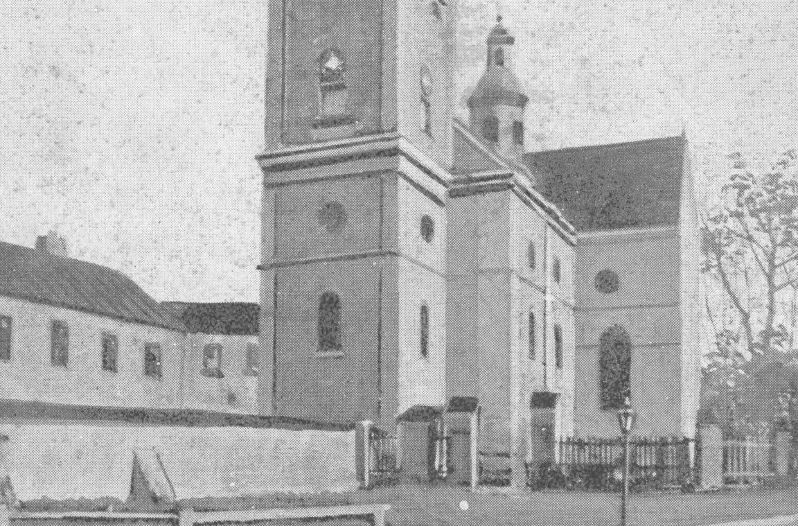 Kościół Ojców Bernardynów w Rzeszowie, rok 1918 - 1939