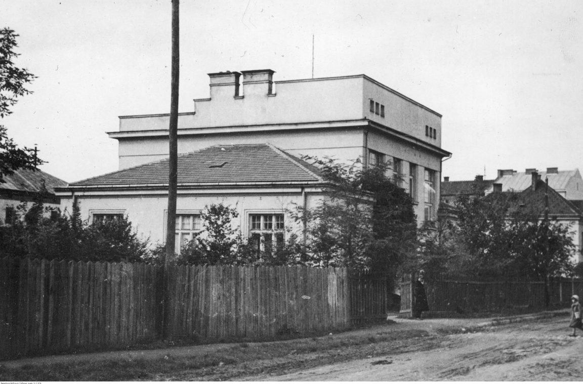 Lecznica doktora Romana Hinzego w Rzeszowie, rok 1934