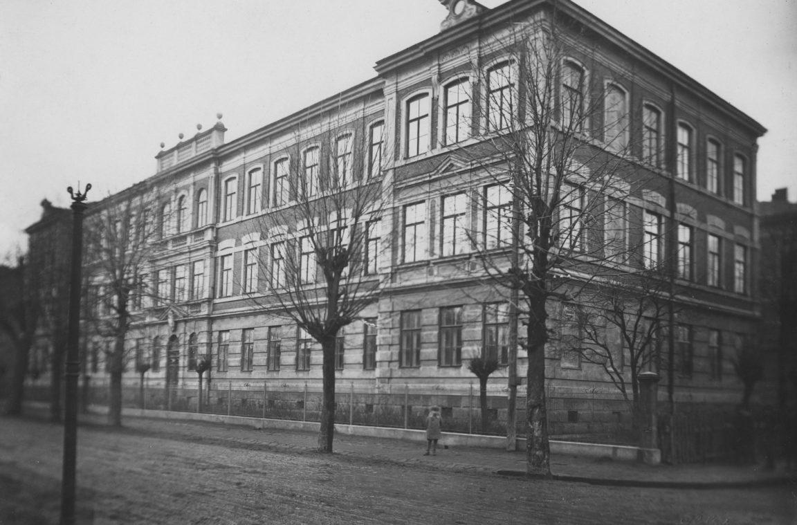 Rzeszów. Państwowe Seminarium Nauczycielskie im. Stanisława Staszica w Rzeszowie, rok 1936