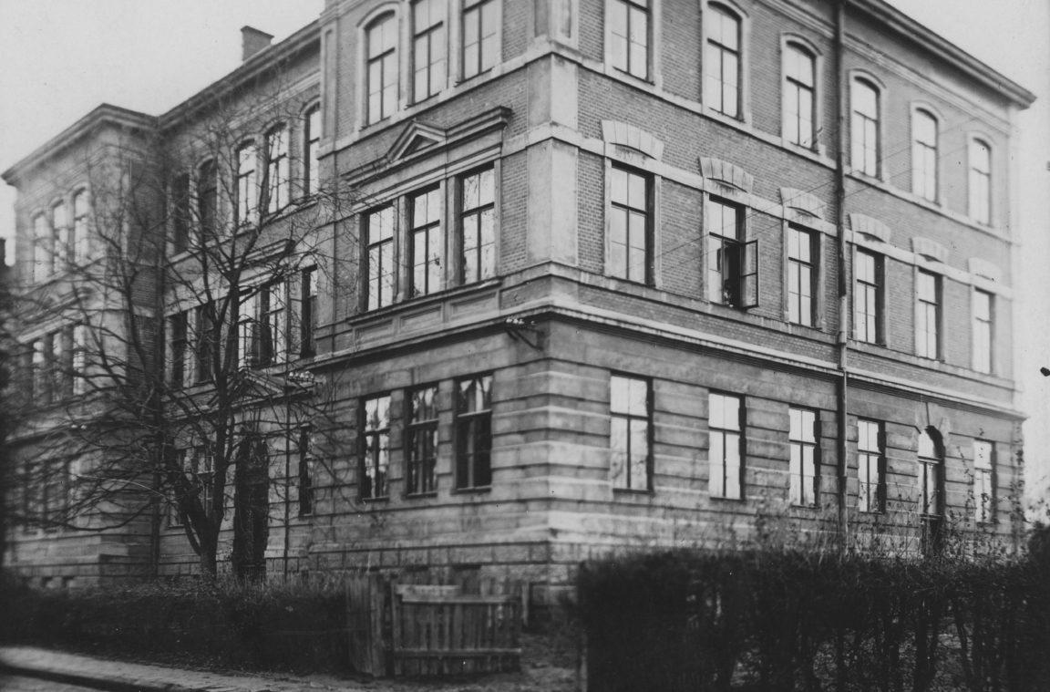 Rzeszów. Państwowe Seminarium Nauczycielskie im. Stanisława Staszica w Rzeszowie, rok 1936 b