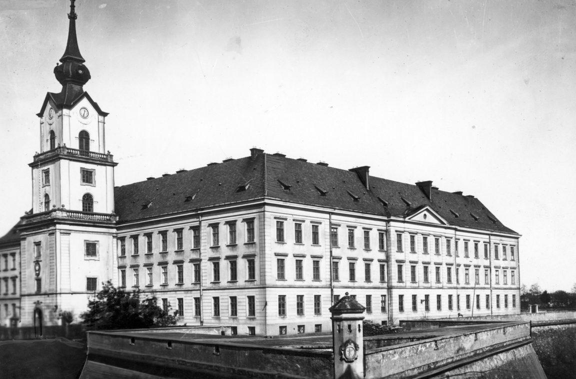 Zamek Lubomirskich w Rzeszowie, rok 1941-03